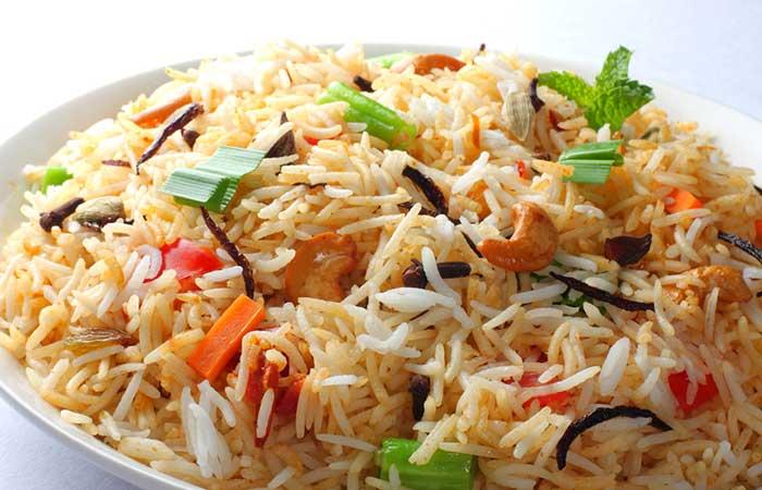 Indian Egg Recipes For Dinner - Egg Pulao