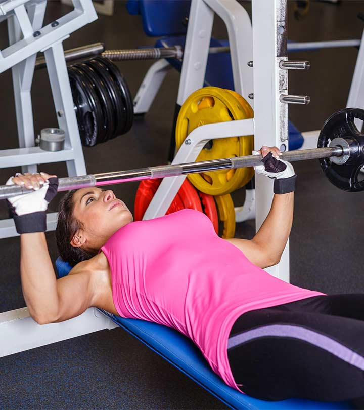 9 Effective Chest Exercises And Their Benefits For Women
