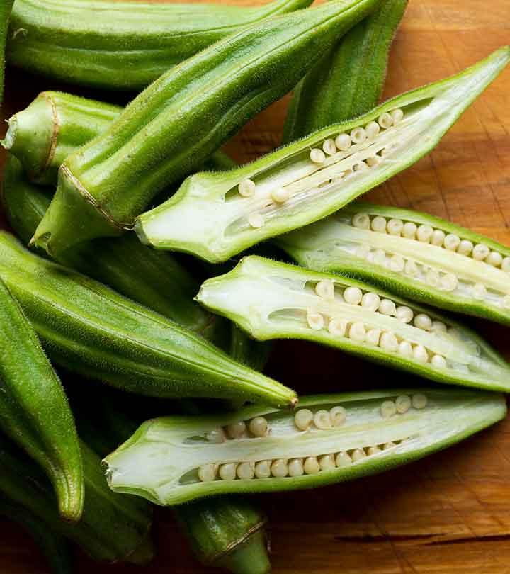 10 Amazing Health Benefits Of Drinking Okra (Bhindi) Juice