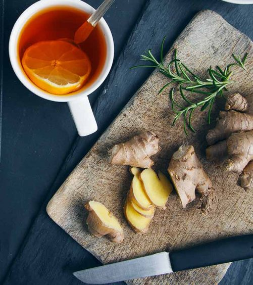 How To Use Ginger Tea For Losing Weight?