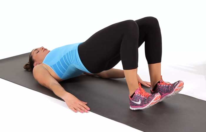 Bridge Exercises - Glute Bridge March