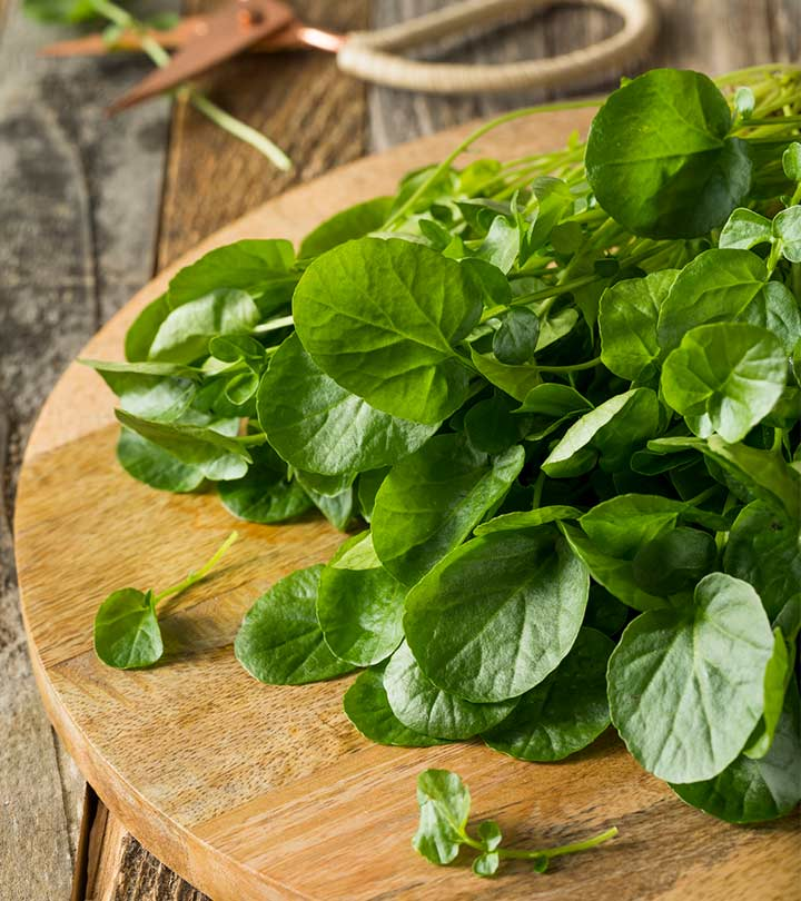 32 Amazing Benefits Of Watercress For Skin, Hair And Health