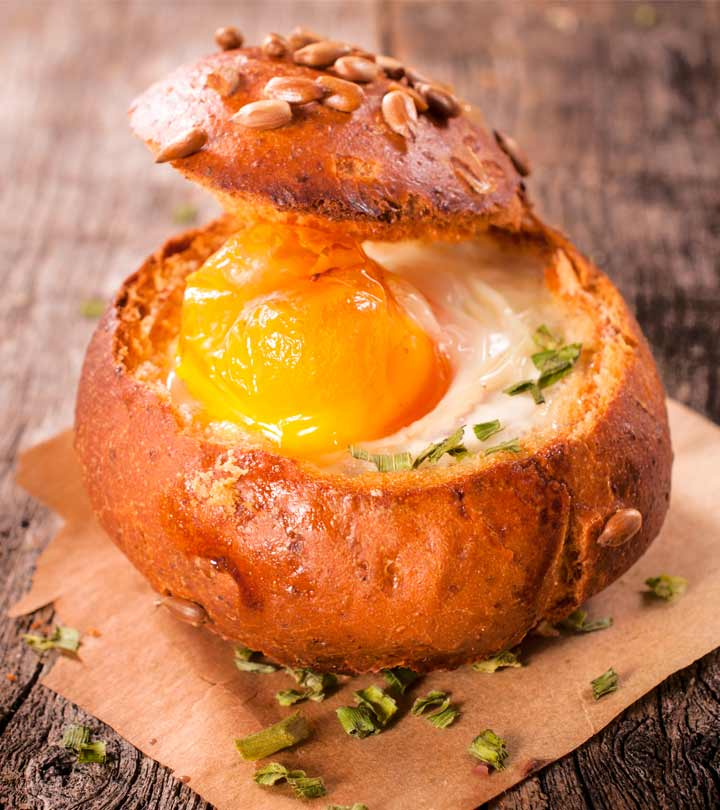 Top 5 Delicious Egg And Bread Recipes To Try Out