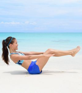 3 Variations Of V-Ups Exercise And Their Benefits