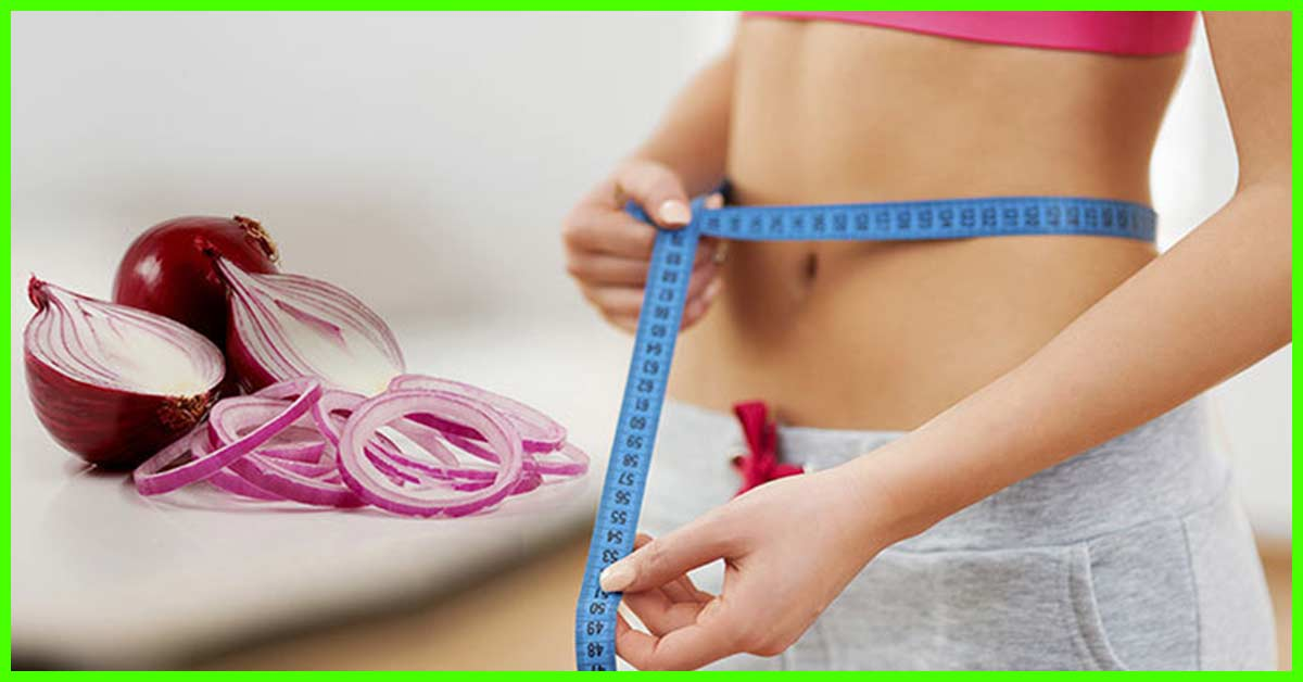 Health benefits of onions weight loss