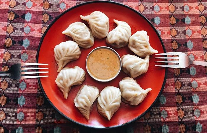 Oil Free Snack Recipes - Momos