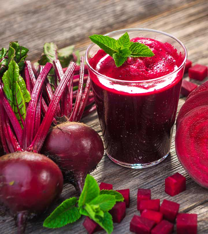 7 Side Effects Of Drinking Beetroot Juice In Excess