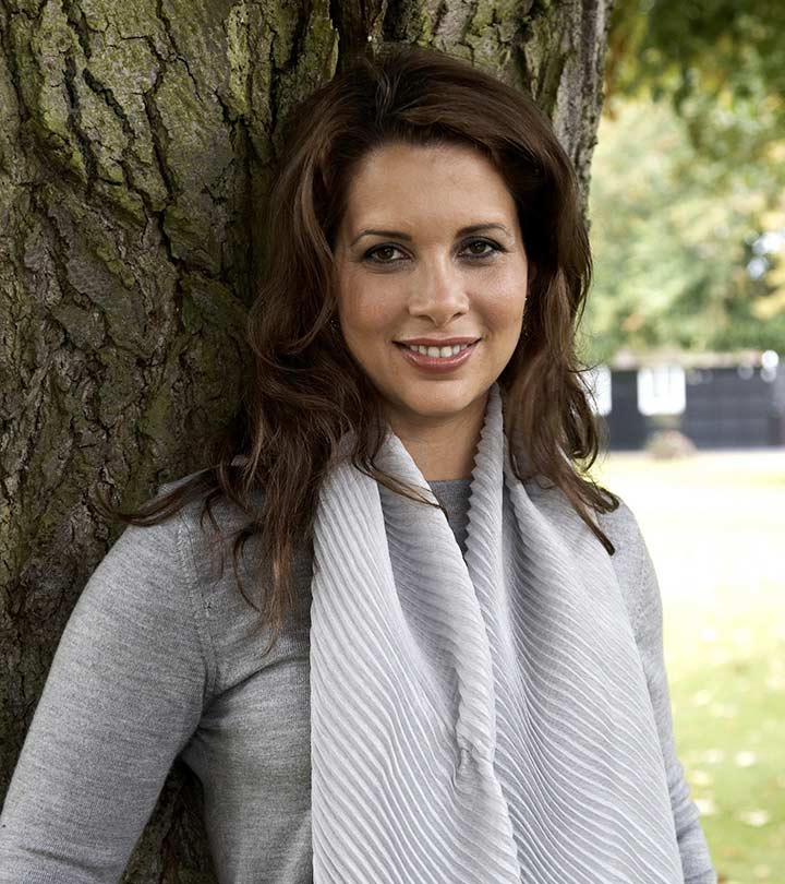Top 10 Memorable Images Of Princess Haya Bint Al Hussein