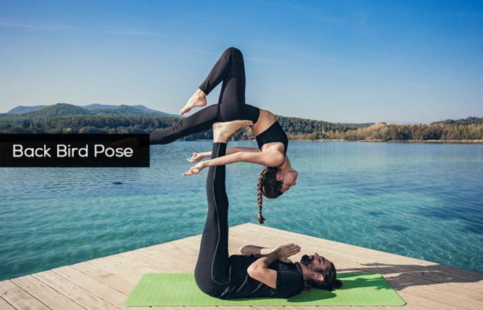 Conosciuto 5 Effective Acro Yoga Poses For A Healthy Body CD32