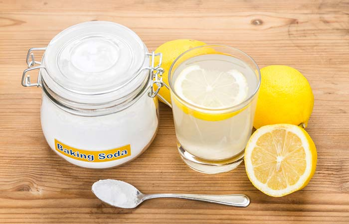 How To Remove Blackheads From Nose At Home - Baking Soda And Lemon