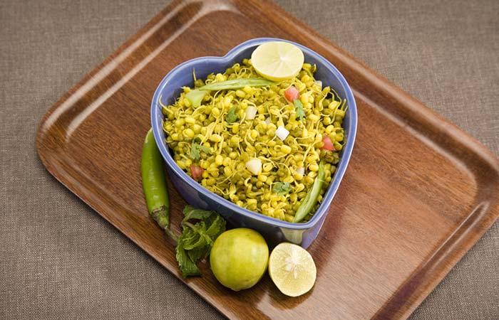 Oil Free Snack Recipes - Daal Ki Chaat