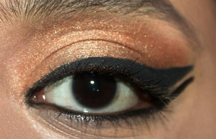 5 Different Eyeliner Styles for Beginners Tutorial (12)