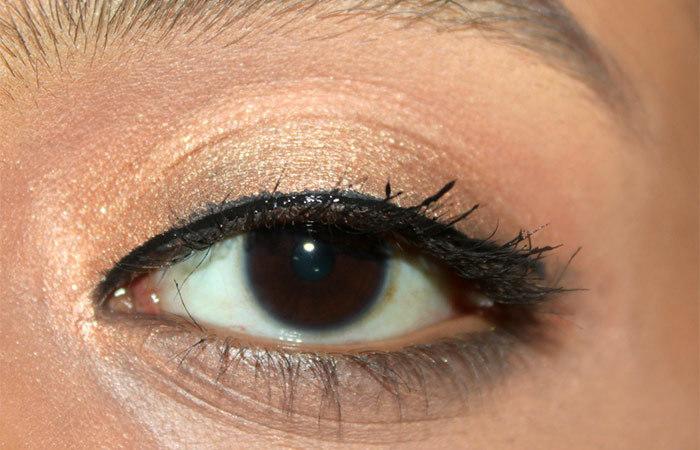 5 Different Eyeliner Styles for Beginners Tutorial (2)