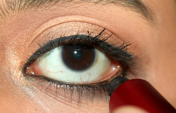 5 Different Eyeliner Styles for Beginners Tutorial (4)