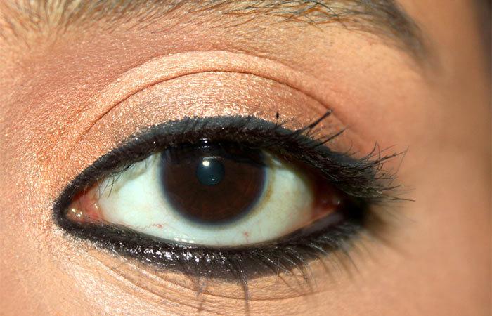 5 Different Eyeliner Styles for Beginners Tutorial (5)