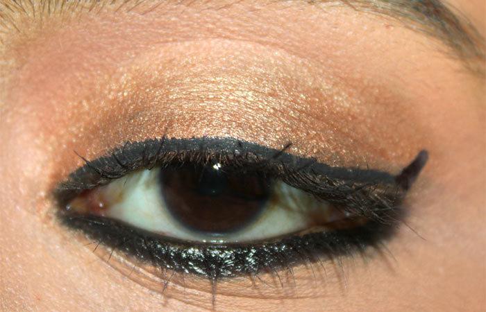 5 Different Eyeliner Styles for Beginners Tutorial (6)