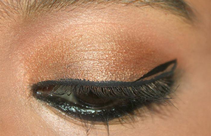 5 Different Eyeliner Styles for Beginners Tutorial (7)