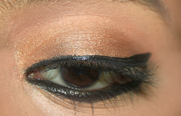 5 Different Eyeliner Styles for Beginners Tutorial (8)