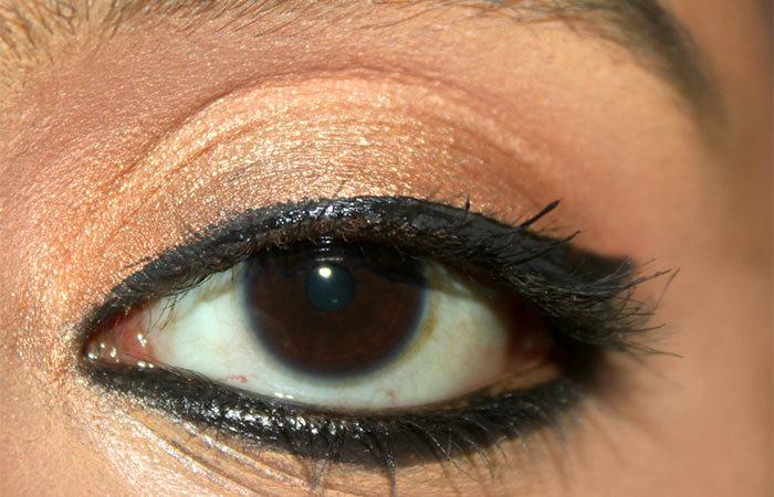 5 Different Eyeliner Styles for Beginners Tutorial (9)