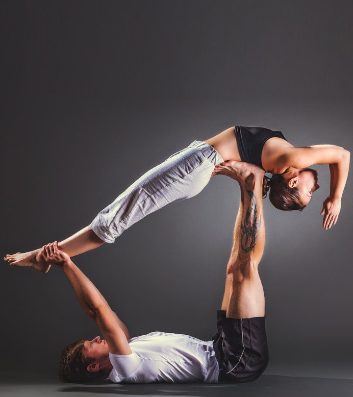 5 Effective Acro Yoga Poses For A Healthy Body