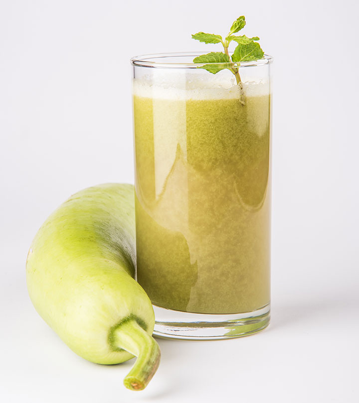 Bottle Gourd Juice: How To Make It Right To Enjoy Its Benefits