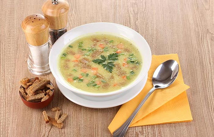 6. Fat Burning Soup,.