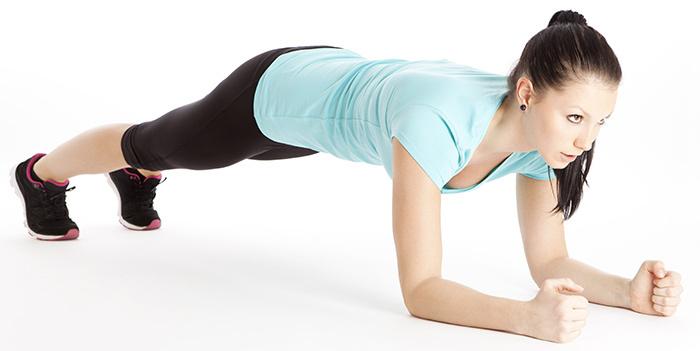 Calisthenics Exercises - Forearm Push Ups