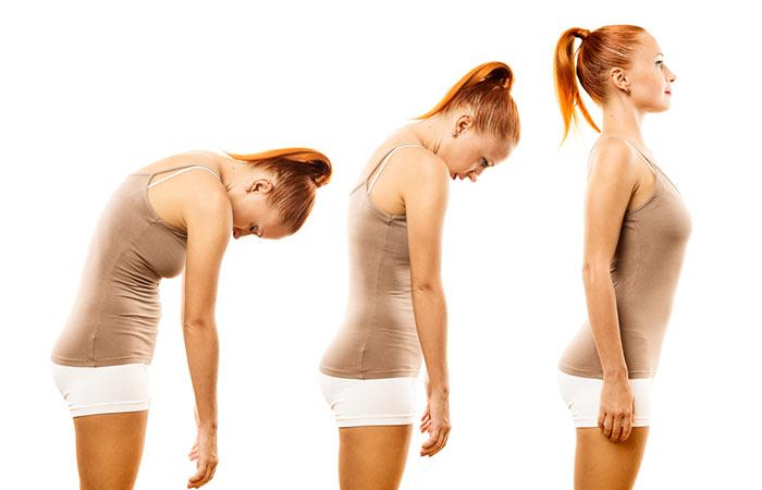 7. Improves Posture