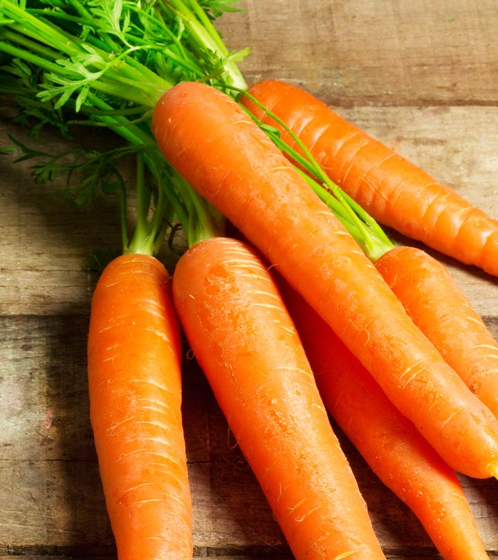 10 Side Effects Of Carrots You Should Be Aware Of