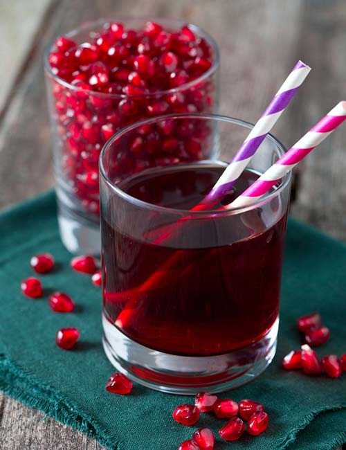 8. Pomegranate Passion
