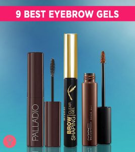 9 Best Eyebrow Gels