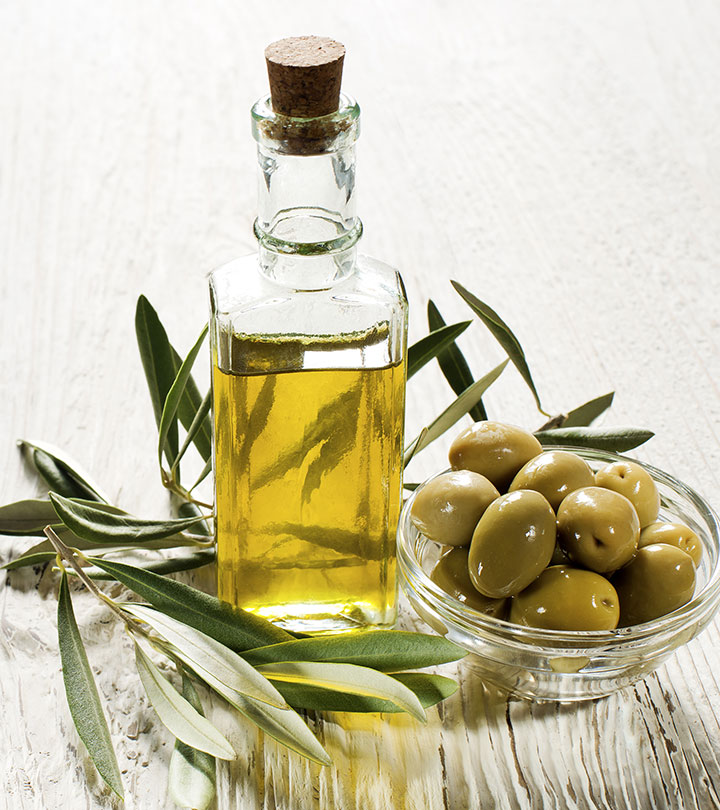 6 Amazing Benefits Of Olive Oil For Your Eyelashes
