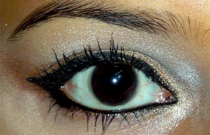 Angelina Jolie Inspired Eye Makeup Tutorial (3)