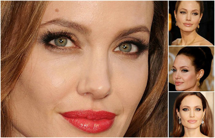 Angelina Jolie Inspired Eye Makeup Tutorial