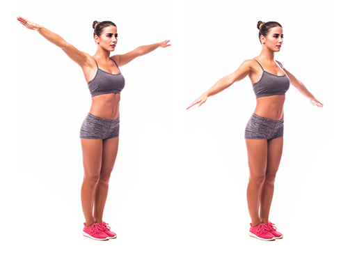 15 Best Arm Exercises Without Weights To Lose Arm Fat Fast