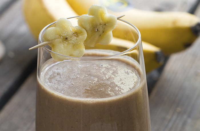 Healthy Breakfast For Weight Gain - Protein Shake