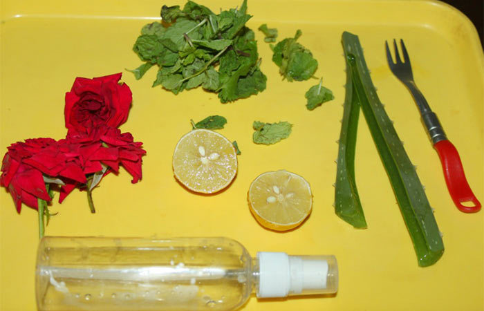 Diy amazing homemade facial mist for oily skin solutioingenieria Image collections
