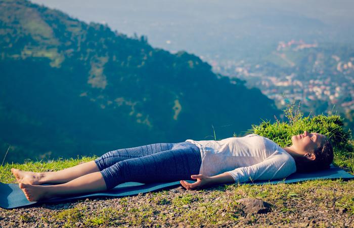 Tedavisi Kolay Yoga Pozları-Anksiyete11