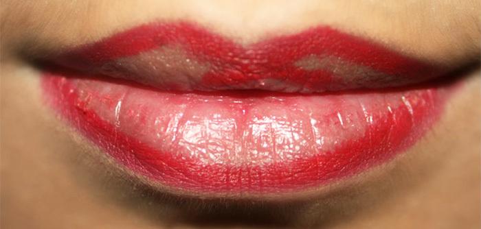 Flawless Lipstick Makeup Tutorial (5)