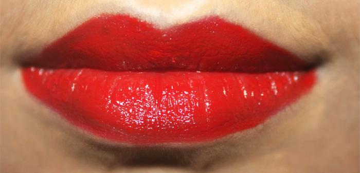 Flawless Lipstick Makeup Tutorial (7)