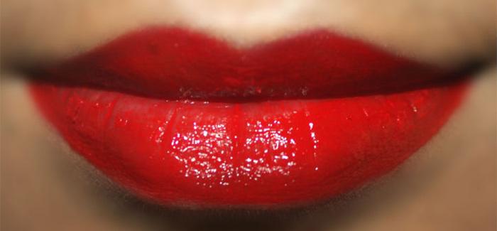 Flawless Lipstick Makeup Tutorial (8)