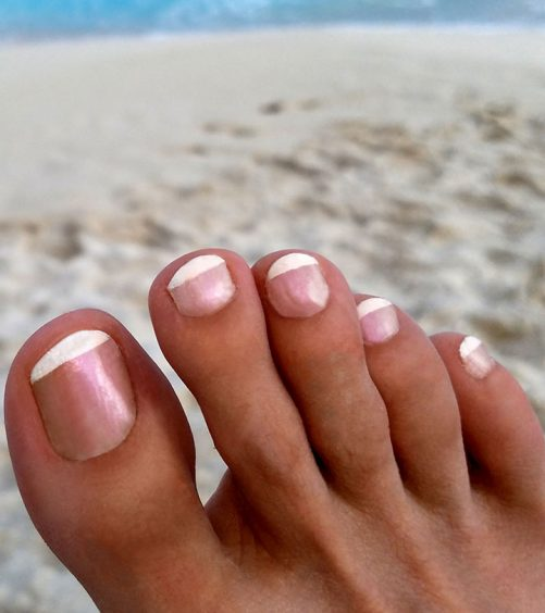 How To Do A French Pedicure At Home 10 Easy Steps And Tips