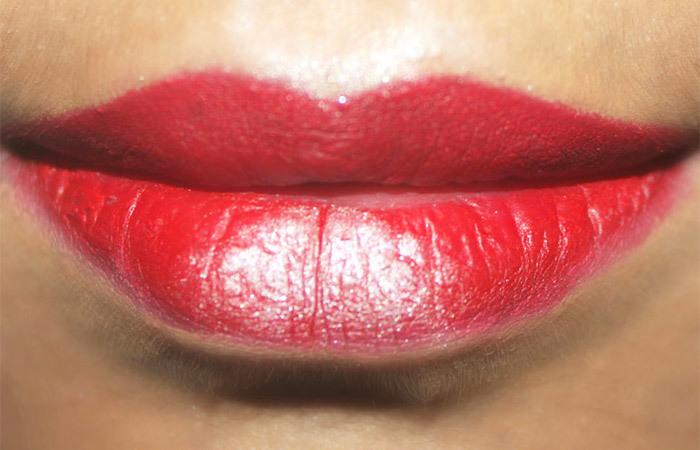 How To Get 3D Lips Makeup Tutorial (4)