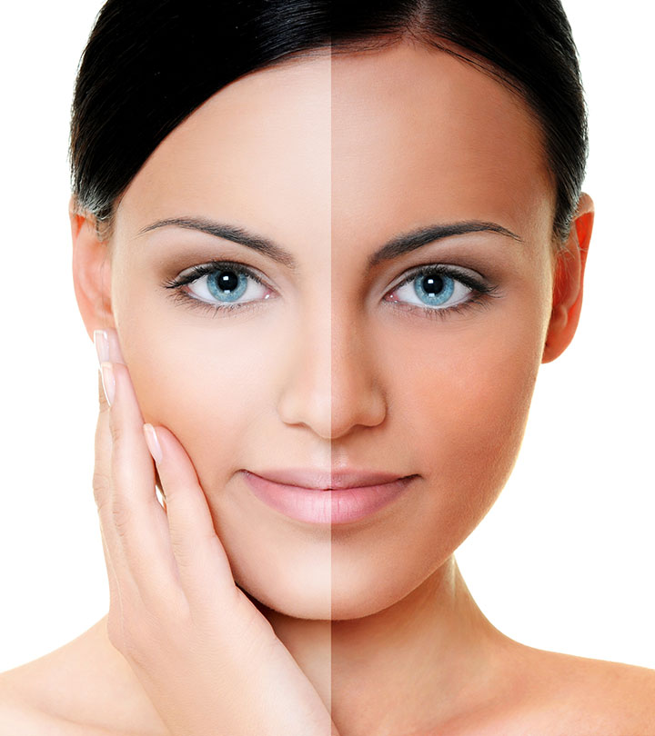 How To Remove Tan From The Face And Skin Naturally