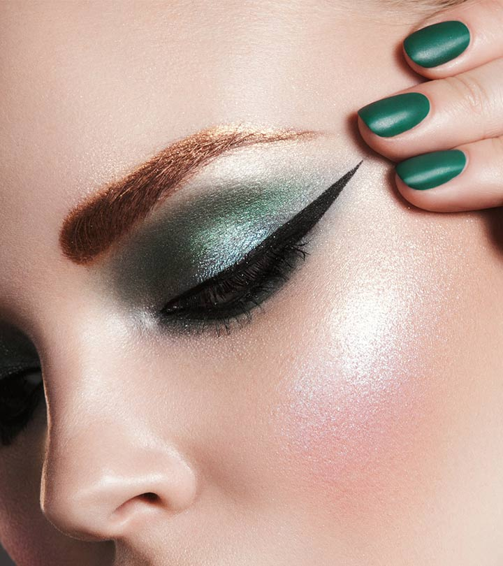 Plus adapté Try It: 6 Fantastic Ways To Create Perfect Winged Eyeliner! YH-72