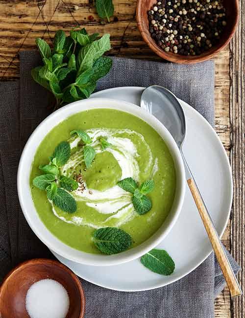 Keto Broccoli Soup