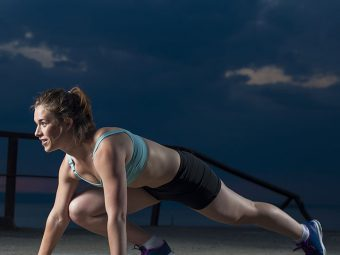Mountain Climber Exercise For A Strong And Toned Body With Variations And Benefits