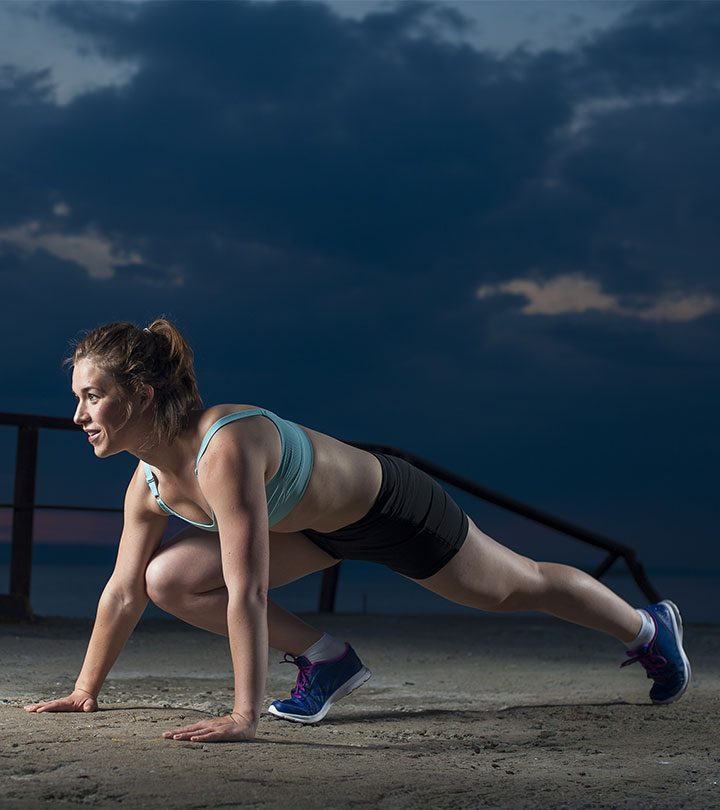 Mountain Climber Exercise For A Toned Body – Benefits And 5 Variations