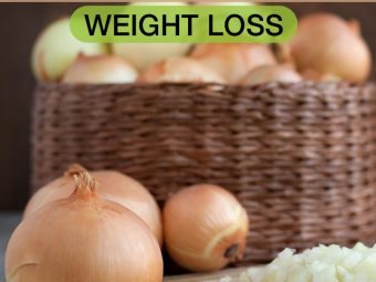 Reasons To Use Onion In A Weight Loss Diet