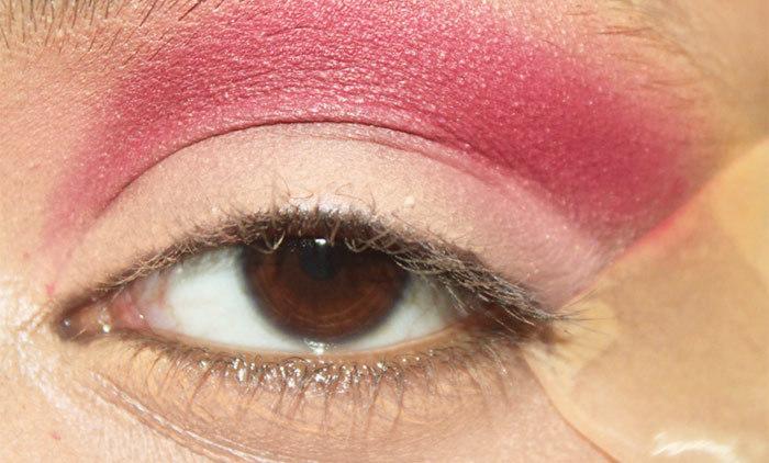 Sunrise Inspired Eye Makeup Tutorial (3)